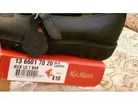 Kickers shoes new