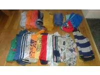 Boys clothing bundle-age 2-3 years