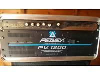 Peavey pv1200 Amplifier