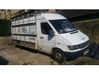 Mercedes-Benz Sprinter, 3L, Long wheel based with high top.Diesel
