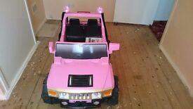 IVOLT DEVASTATOR kids electric car