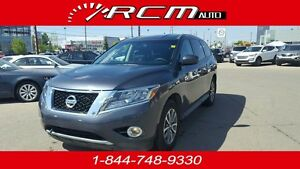 2014 Nissan Pathfinder SV 4x4 crossover SUV $199 biweekly OAC