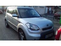Low mileage auto diesel for sale. Kia soul 2. Only 42000 miles. Fsh and mot 6 months