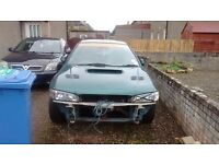 Subaru impreza turbo (for spares)