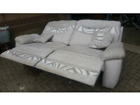 Electric controlled Sofa recliner - individual control - Can Deliver locally