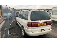 Ford galaxy spare parts diesel breaking