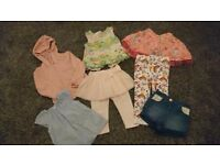 Baby girl bundle age 12-18 months £10