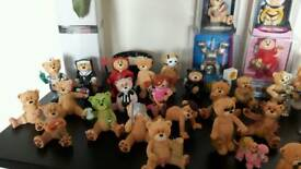 Bad taste bears all retired and collectable*x36