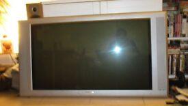 Phillips 40inch Silver flat screen TV