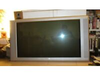 Phillips 40inch Silver flat screen TV