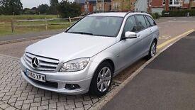 Mercedes-Benz C200 CDI BlueEFFICIENCY SE (Executive Pack) SAT NAV PARK ASSIST Immaculate Condition
