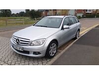 Mercedes-Benz C200 CDI BlueEFFICIENCY SE (Executive Pack) SAT NAV PARK ASSIST Immaculate Condition