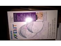 Breast shell set, philips Avent