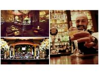 Full and Part-Time Bar Staff - The Dome, Edinburgh