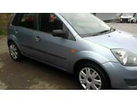Ford fiesta style 1246cc 2006 immac througout no dents scratches etc cd player alloys drives 100%