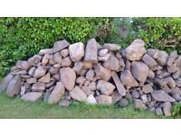 Garden Rocks for Rockery