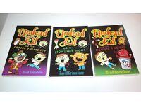 3 x New 'Undead Ed' children's books