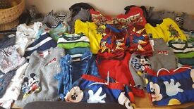 Twin boys clothing age 4-5 years
