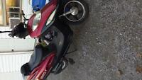 Scooter for sale or trade for snowmobile
