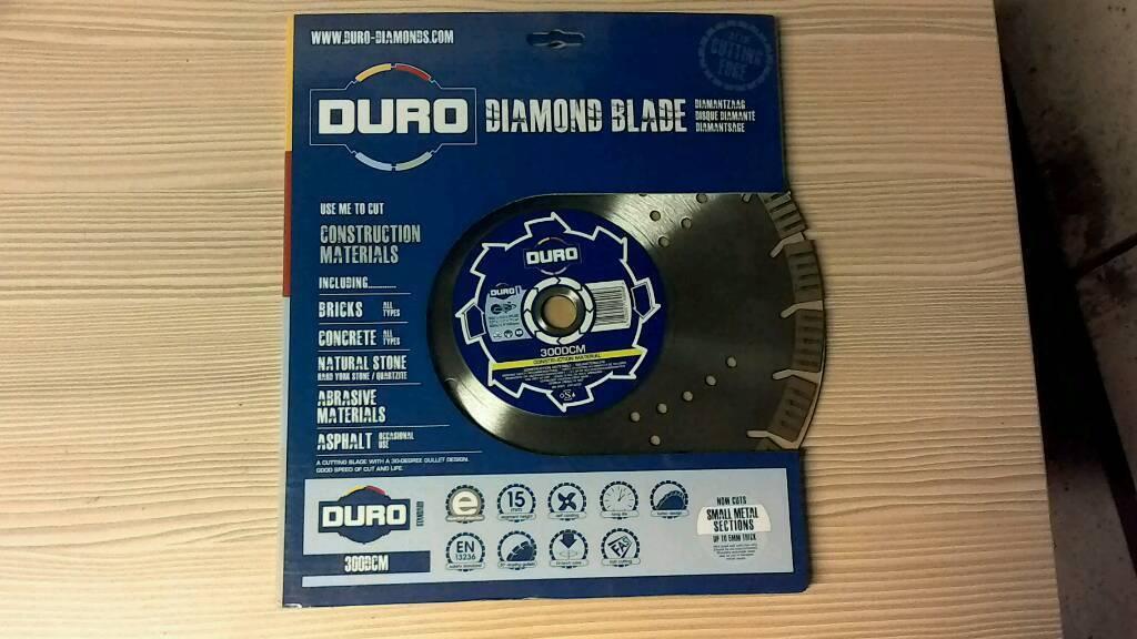 300mm Diamond Blade