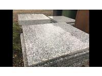 Solid Granite Tiles 6.76m2