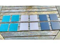 tiles 100x100 wall tiles various colours