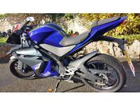 🏍2014 Yamaha YZF R125 - ONLY 7K Miles - FULL History + NEW MOT + Chain/Sproket