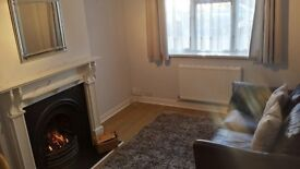 TO LET (from 1st Feb) - Newly Renovated, Two-Bedroom Garden Flat, Central Egham