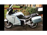 BMW K 1200 GT - incredible touring bike