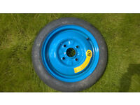 Spare Space Saver Wheel T105/80D/13