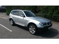 BMW X3 3.0L Petrol Auto. 2005
