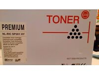 Richoh Toner for sp201- 213 Free Post