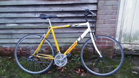 Gitane Evasion 300 Sport Mens Road Hybrid Commuting Bike