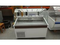 Serve Over Counter Display Fridge Meat Chiller 130cm (4.2 feet) ID:T2220