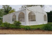 LOW COST MARQUEE HIRE | PACKAGES FROM £300 ALL IN | BOOK ON LINE AND GET 10% OFF |