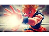 Dragonball Z - Goku Figure