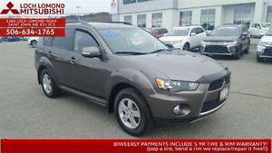 2013 Mitsubishi Outlander LS 4WD FOR ONLY $136 BW