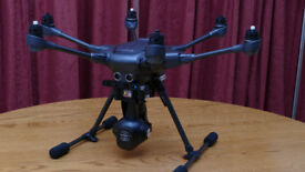 TYPHOON H PRO PLUS MASS OF RELATED GEAR