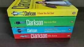 Clarkson Book Set