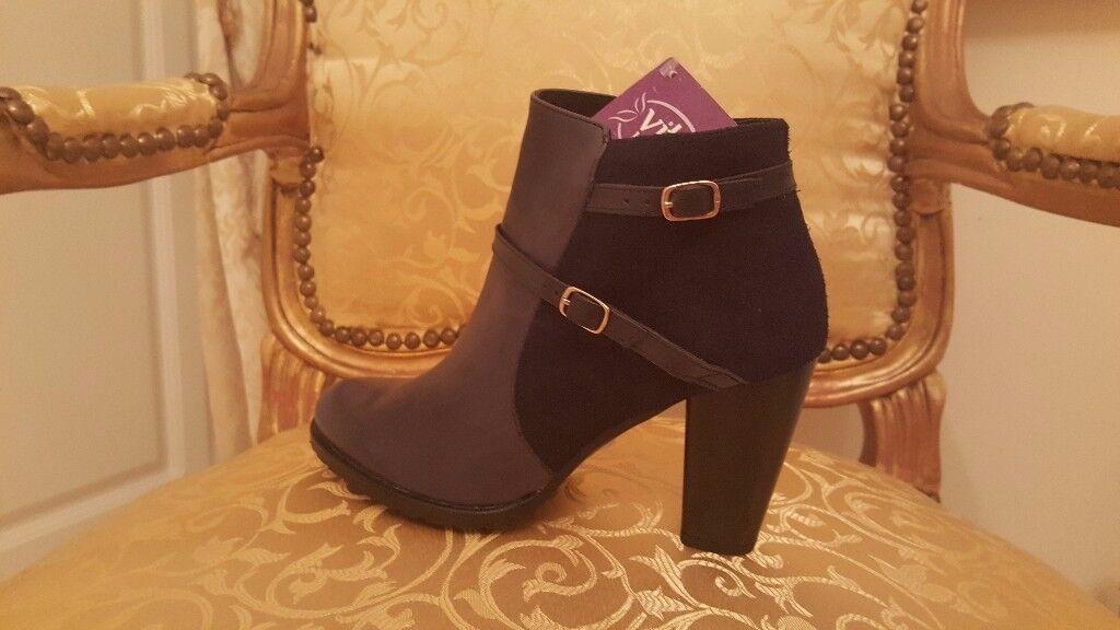 Vitti Love Spanish Leather shoes & Boots - surplus stock - Bargain!