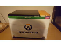 overwatch collectors edition like new