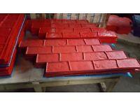 Stamped concrete supplies