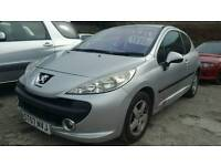 PEUGEOT 207 3DR 1.4 PX SWAPS WELCOME
