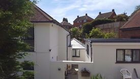 Modern, contemporary, fully furnished self contained studio ready for September