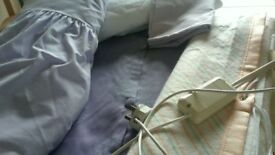 Single electric blanket and bedding