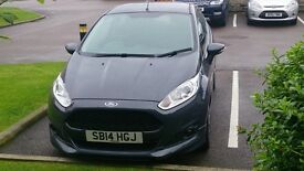 Ford Fiesta 1.0 EcoBoost Zetec S 125 3dr- Free Road Tax