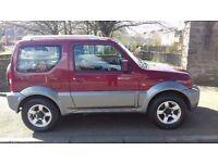 Suzuki Jimny 1.4 2006 (06)**Full Years MOT**Full Service History**Economical 4x4 for only £2295