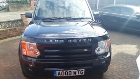 LAND ROVER DISCOVERY 3 - FSH, CAMBELT CHANGED BY LR, AUTO, GREAT CONDITION