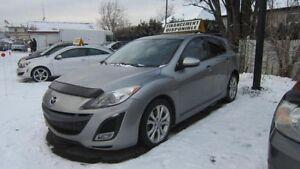 2011 Mazda Mazda3 GT CUIR TOUT EQUIPE TOIT OUVRANT BLUETHOOT 2.5