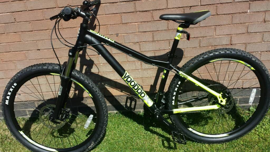 Voodoo bantu mountain bike 16 inch frame | in Bridgnorth, Shropshire ...